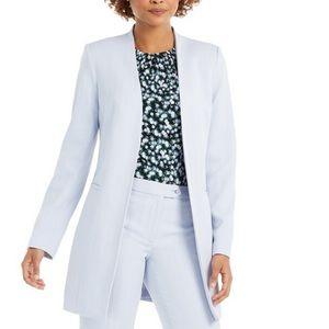 Calvin Klein Open-Front Topper Jacket